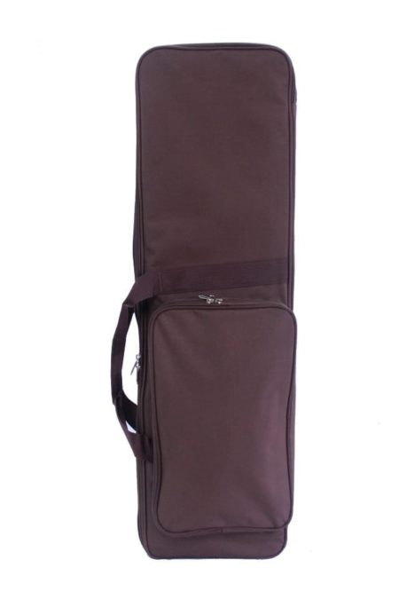 Sanshin soft case - Brown